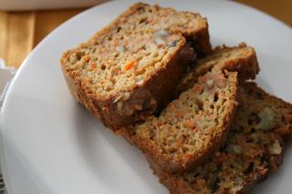 Carrot Cake Santé