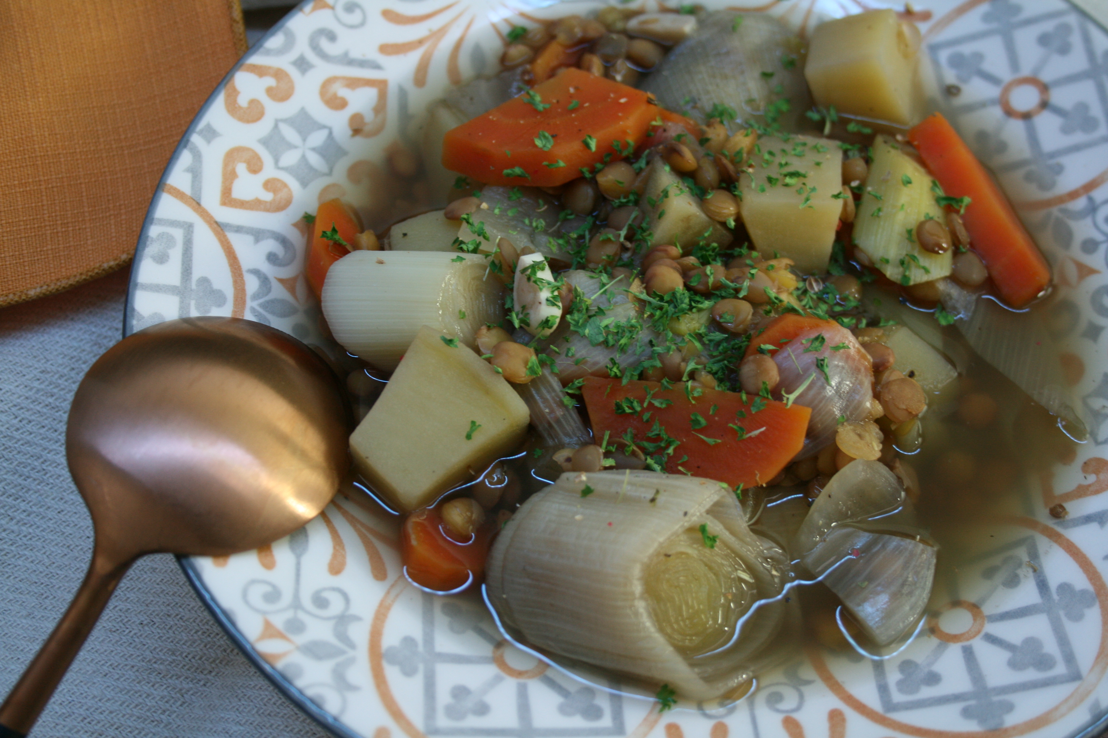 Potée de Légumes