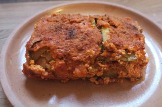 Lasagnes de courgettes au Tofu Rosso
